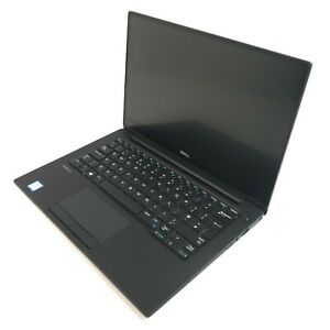 """Dell Latitude 7370 13.3"""" Touchscreen Laptop Core m7-6Y75 1.20GHz 8GB 256GB NVMe"""