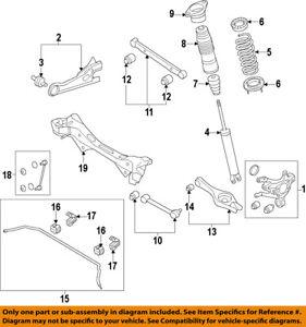 hyundai oem 2010 elantra rear suspension knuckle spindle 527202h520 rh ebay com hyundai tucson rear suspension diagram diagramas de suspension hyundai elantra 2013