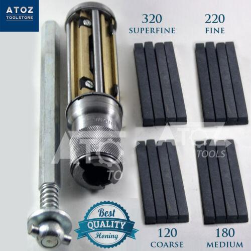 CYLINDER ENGINE HONE KIT 45-65mm Honing Machine 4 set Honing Stones PREMIUM