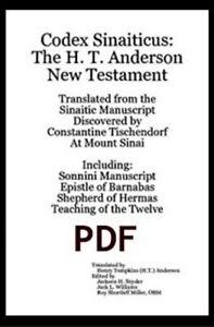 CODEX-SINAITICUS-NEW-TESTAMENT-Bible-PDF-also-in-Soft-amp-Hardback