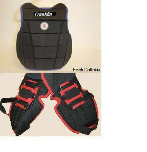 Franklin Chest Pad and Arm Pads