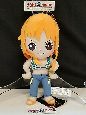 One Piece Nami 9/' Animation Official Plush
