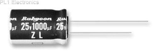 radial 470uF 50V Rubycon 50zl470mefc12.5 x20-condensateur