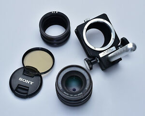 Asahi-Pentax-S-M-C-BELLOWS-TAKUMAR-f-4-100mm-Lens-Bellows-filter-caps-M42-3041