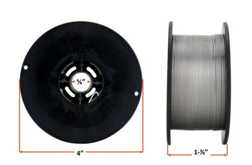 "4 SPOOLS MIG Aluminum Welding Wire 1 Lb x  0.045/"" ER4043"