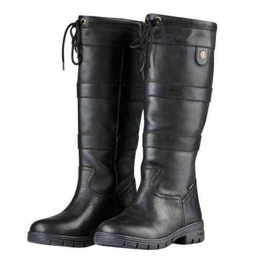 NEW Dublin River Grain Boots Various Sizes Black