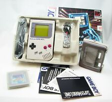 ORIGINAL 1989 NINTENDO GAME BOY GAMEBOY COMPACT VIDEO GAME SYS COMPLETE IN BOX