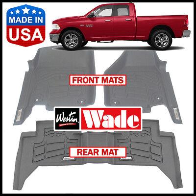Wade 72-120042 Sure-Fit Front Floor Mat Westin