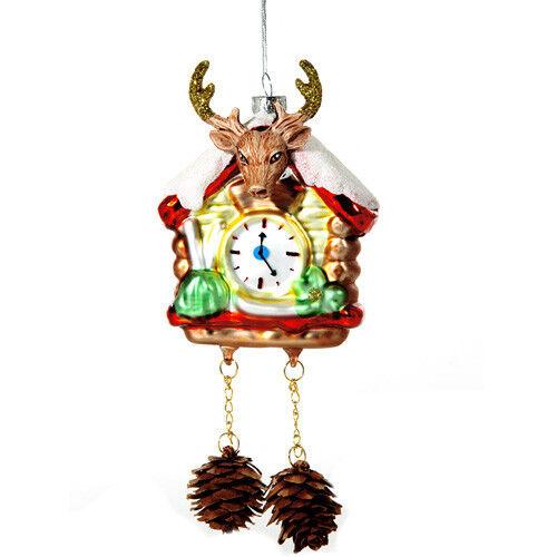 Baumschmuck Kuckucksuhr Christbaumschmuck Weihnachtsbaum