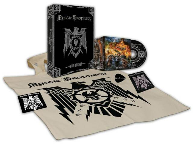 MYSTIC PROPHECY - War Brigade - Limited Edition Boxset - 206931