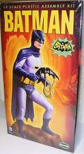 Moebius Models 950 - Batman (Adam West) 1/8 Scale Plastic Kit - New.