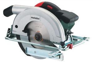 Metabo-60054200-KS-66-Handkreissaege-Schnittanzeige-4m-Kabel-1400W-B-Ware