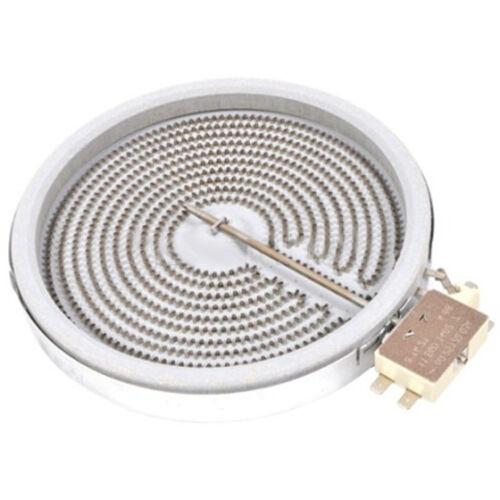 ZANUSSI Genuine Oven Cooker Ceramic Hotplate Element Single 180mm 1800w 230V