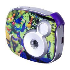 Teenage Mutant Ninja Turtles SnapN'Share Digital Camera 1.5in LCD Screen, Purple