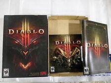 PC GAME DIABLO 3 (ORIGINAL USED)