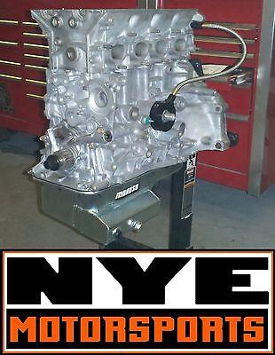 Moroso 5.5 QT. Steel Oil Pan Honda Acura B18 B17 B16 VTEC Turbo 6 Trap Doors