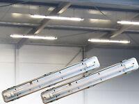 LED Deckenleuchte Feuchtraumleuchte Wannenleuchte 60/120cm IP65 NEU Art. 8400/10