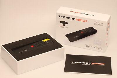 100% Vero Typhoon Wizard Gps Flight Controller Incl. Carrying Strap-