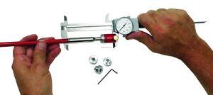 NEW-Hornady-Lock-N-Load-Comparator-Body-W-Set-Of-6-Inserts-B234