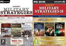 ageods military strategies 1&2       (6 great war strategy titles)