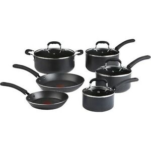 Image Is Loading Professional 10 Piece Cookware Set Induction Cooktop Anodized