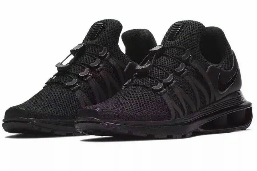 Nike Women's Shox Gravity Running shoes Triple Black AQ8554-001