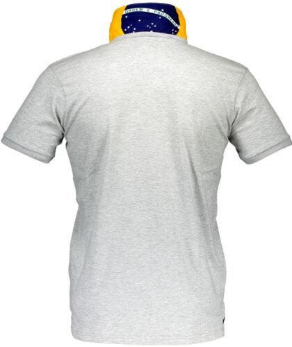 Polo T-shirt Maniche Corte Uomo Cesare Paciotti Men Short Sleeves CP14PS#1
