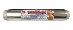 ALUMINIUM FOIL 29cm x 150m KITCHEN CATERING BAKING FOOD WRAPPING GRILLING