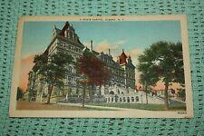 Vintage Postcard State Capitol, Albany, N.Y.