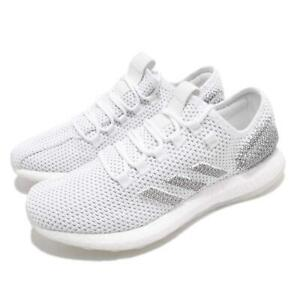 87d0bf6751e2 Details about adidas PureBOOST Clima CC White Grey Men Women Running Shoes  Sneakers G27832