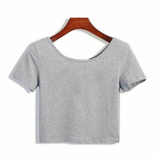 Girls Camisole with Built in Shelf Bra Adjustable Spaghetti Strap Vest Tank Tops