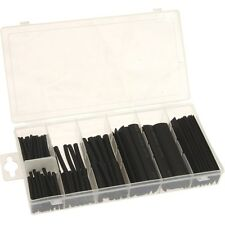 127 pc Heat Shrink Wire Wrap Cable Sleeve Tubing Sets Assorted Size Electronics