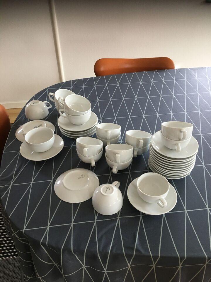 Porcelæn, Kaffekopper, Royal Copenhagen