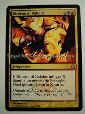RITORNO DI RAKDOS - RAKDOS'S RETURN - MTG MAGIC