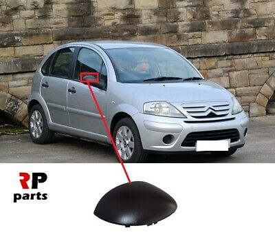 Side Mirror Peugeot 1007 2005 Electric Thermal Foldable Left