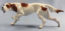 irish setter Hund hundefigur porzellanfigur Augarten wien porzellan figur