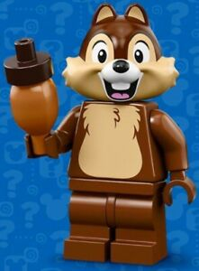 From Chip /& Dale LEGO Disney Series 2 Chip Chipmunk Minifigure 71024