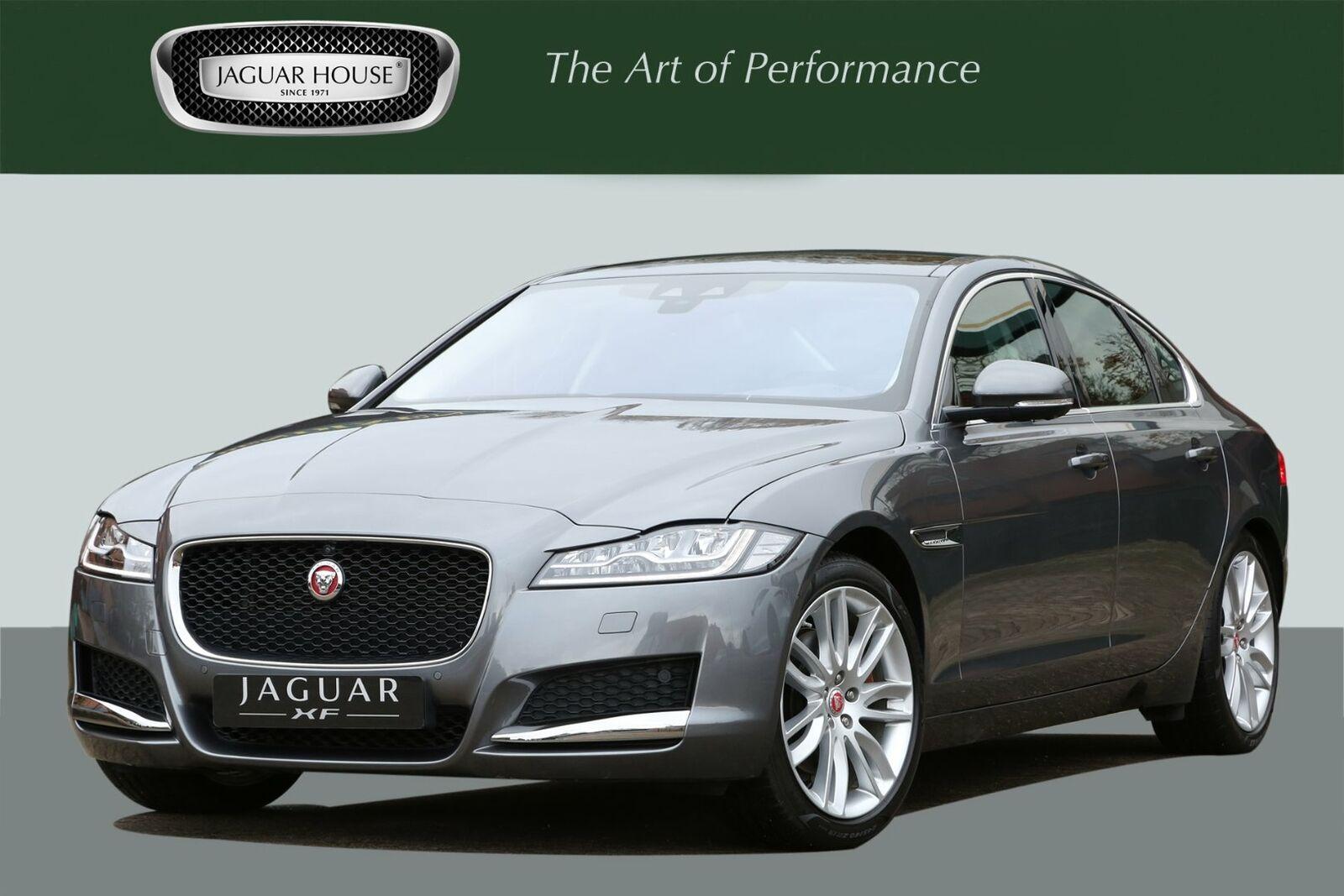 Jaguar XF 2,0 D180 Portfolio aut. 4d - 2.900 kr.