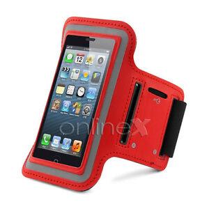 Brazalete Deportivo Neopreno Rojo Para Xiaomi Mi Max 2 A0241 Divers ModèLes RéCents
