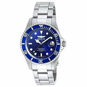 Invicta-Men-039-s-Pro-Diver-Analog-Quartz-200m-Stainless-Steel-Watch-9204OB