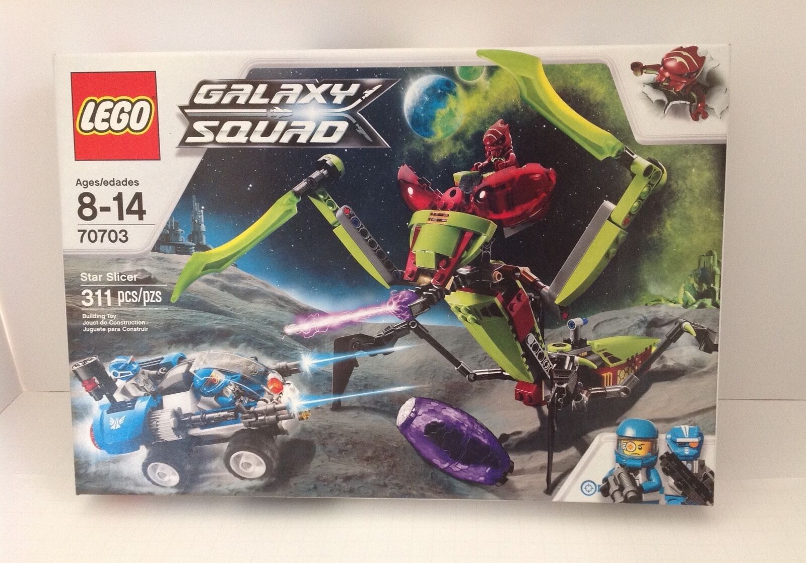New LEGO 70703 Galaxy Squad STAR SLICER   Factory Sealed BRAND NEW