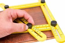Measuring Instrument angle-izer template tool four-sided ruler mechanism slides