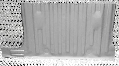 Reparaturblech Kofferboden Suzuki SJ413 ca 60cm von hinten bis mitte Kofferraum
