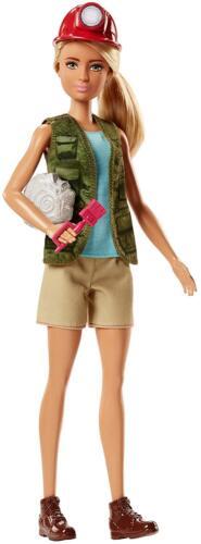 Mattel Barbie Careers Barbie Paleontologist Geology Barbie Doll
