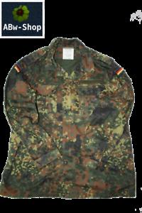 ORIGINAL-BW-Bundeswehr-Feldbluse-Jacke-Hemd-Armee-Army-Wandern-TOP-QUALITAT