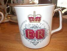 Queen Elizabeth II Silver Jubilee 1977 Mug