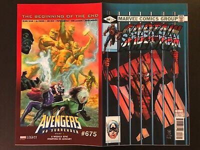 3D Avengers /& Captain America New York Comic Con 2018 NYCC 2018 Lenticular