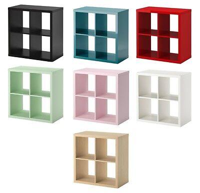 IKEA KALLAX Shelf Unit Book case ***DIFFERENT COLORS***