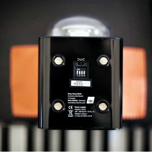 Boxy Fancy Brick Uhrenbeweger Modul black 2019
