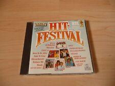 CD Hit-Festival 1986 RTL: Abba Secret Service Opus Modern Talking F R David Bee